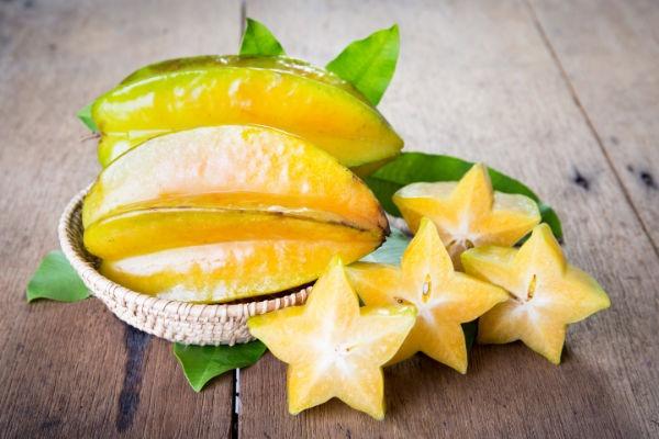 Platz 1: Sternfrucht