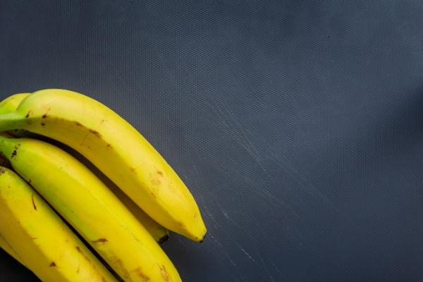 3. schlechteste Obstsorte: Bananen