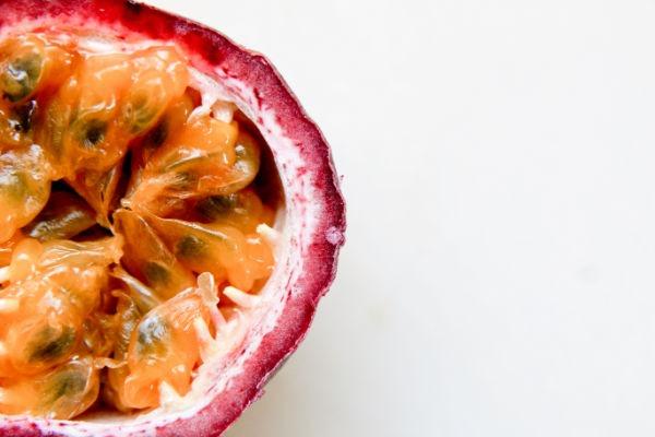 5. schlechteste Obstsorte: Passionsfrucht