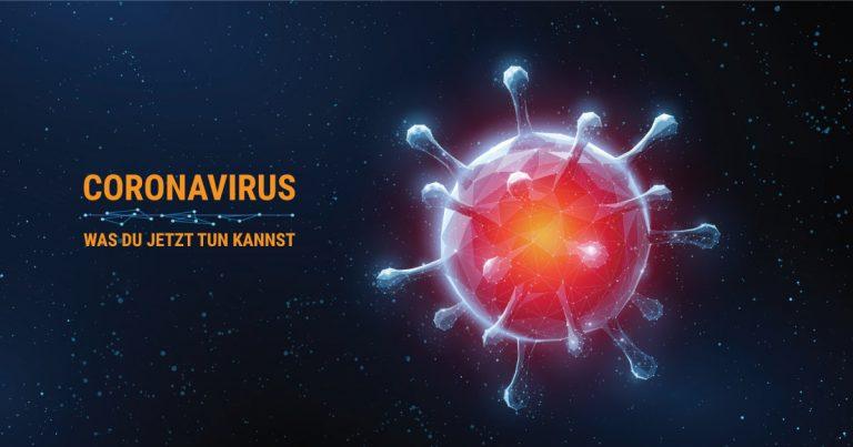 Coronavirus: Fitnessstudios geschlossen. Was du jetzt tun kannst.