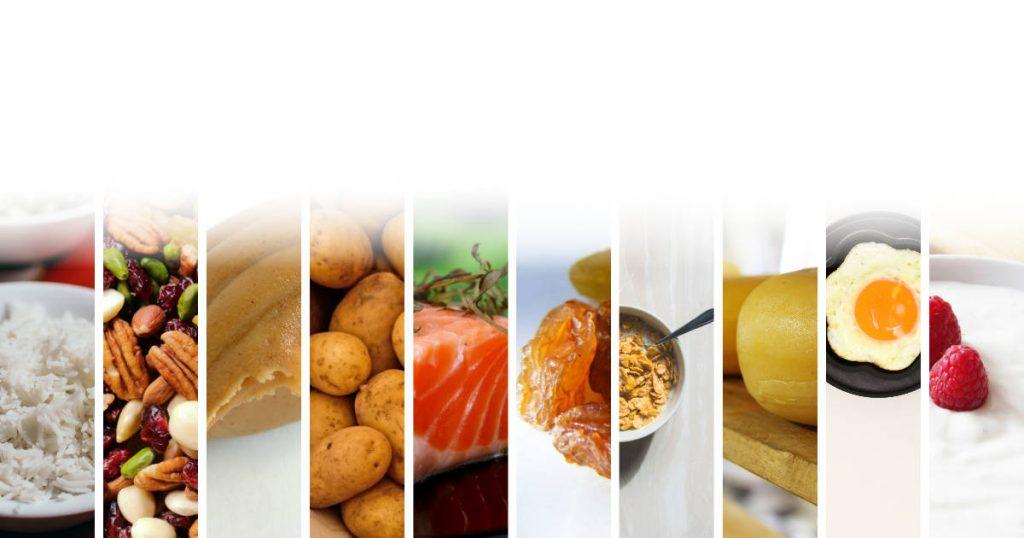 Lebensmittel mit hoher Kaloriendichte - ideal für schnellen Masseaufbau