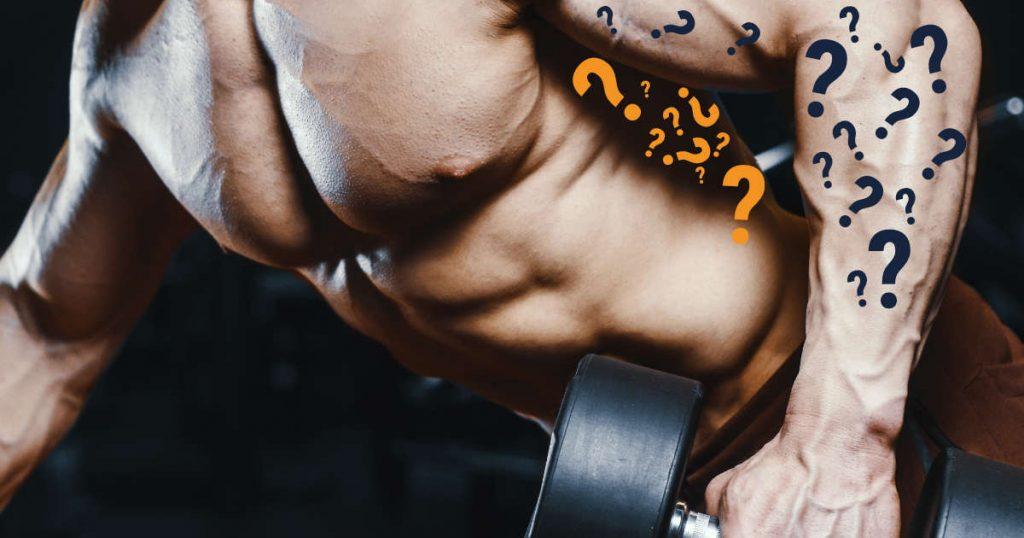 Muskelverwirrung ist nur ein Mythos