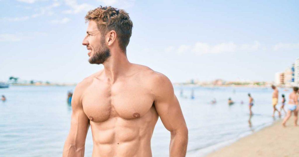Muskelabbau im Urlaub verhindern